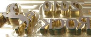 Brass Die