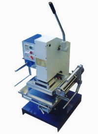 Marshall Series 4 Hot Foil Stamping Machine